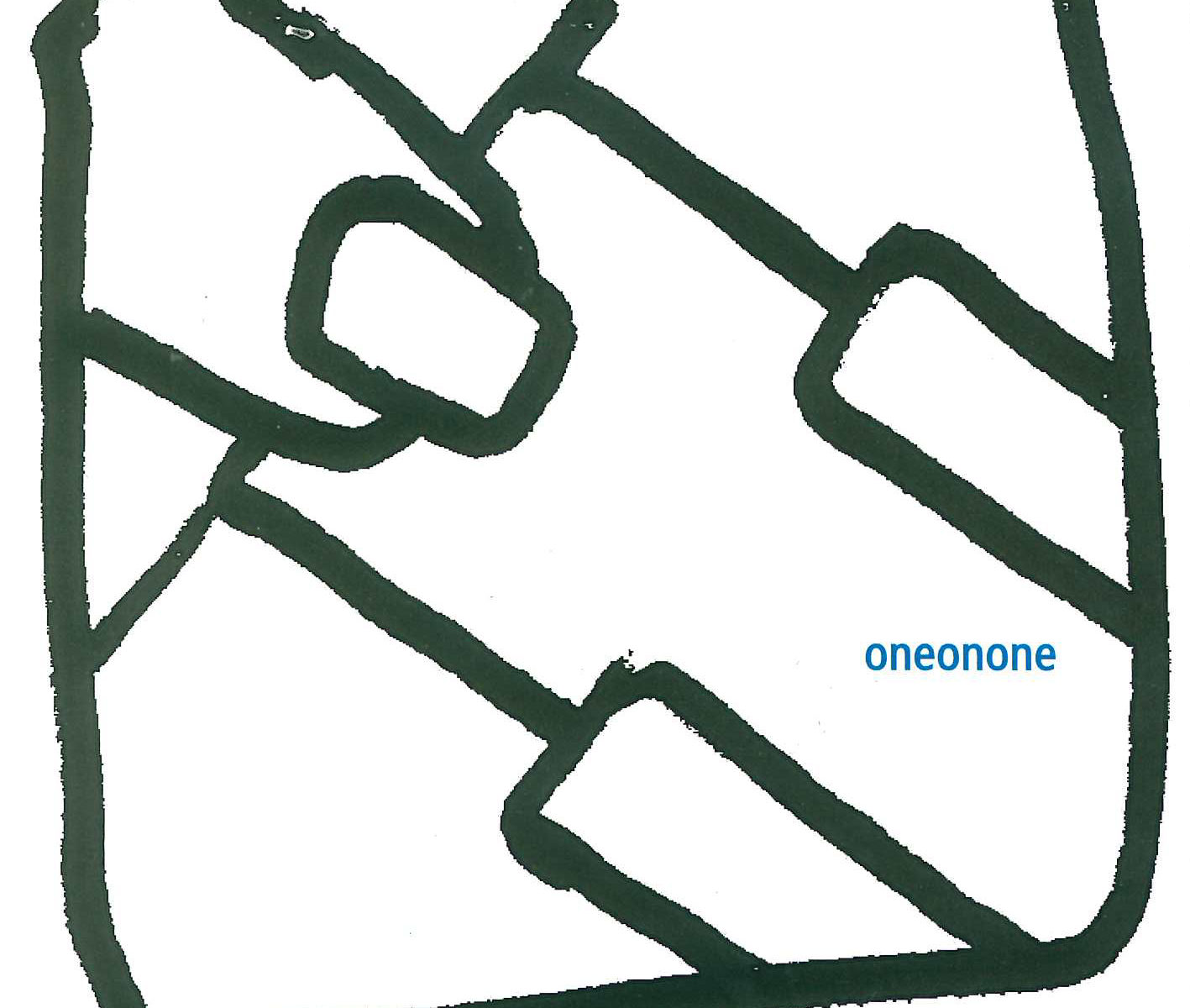 Oneonone CD cover